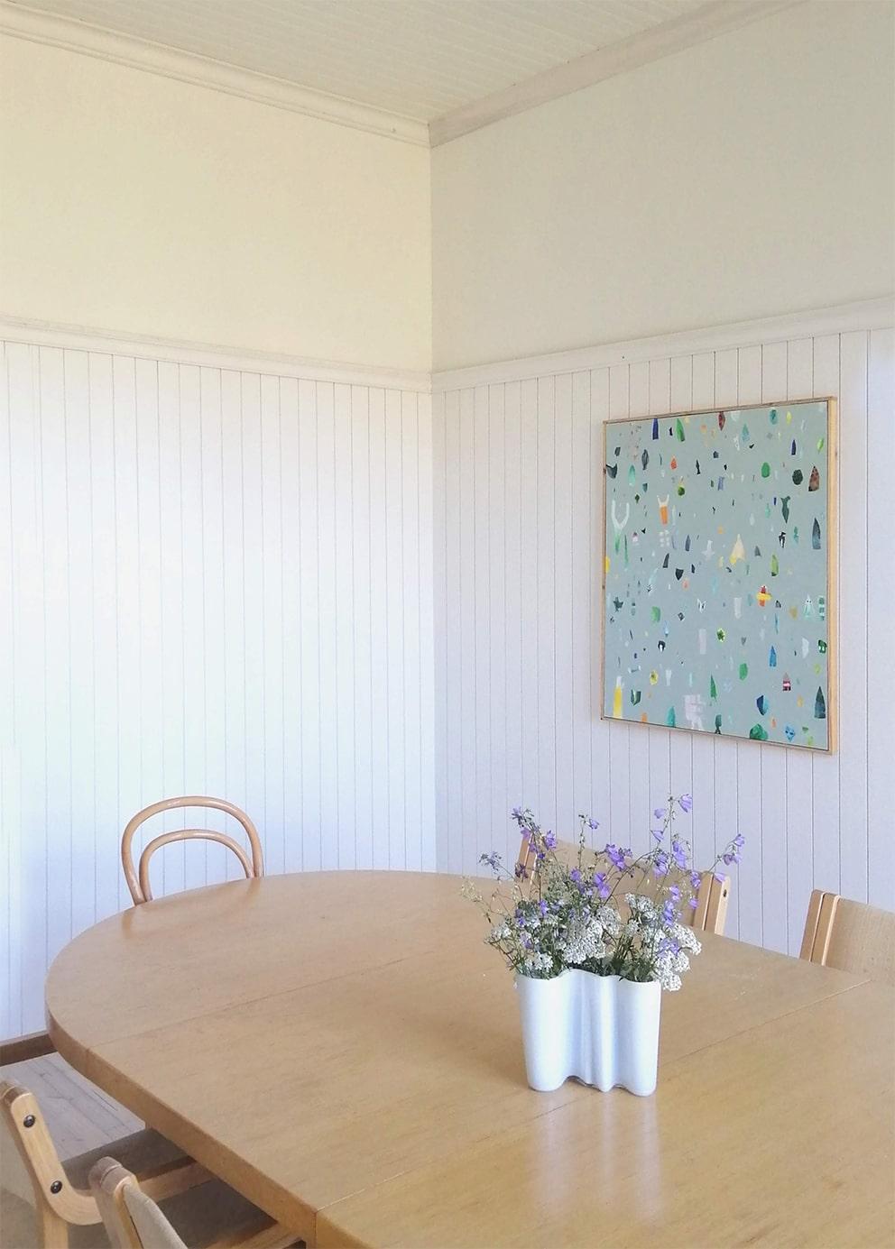 Ruokailuhuoneen sisustussuunnittelu