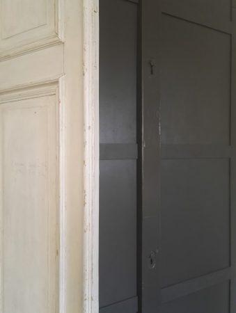 Salin seinän panelointi